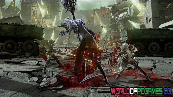 Code Vein Free Download By Worldofpcgames.co