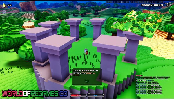 Cube World Free Download By Worldofpcgames.co