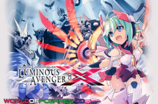 Gunvolt Chronicles Luminous Avenger iX Free Download By Worldofpcgames.co