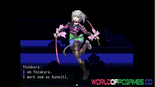 Kunoichi Ninja Free Download By Worldofpcgames.co