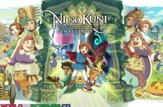 Ni No Kuni Wrath Of The White Witch Remastered Worldofpcgames