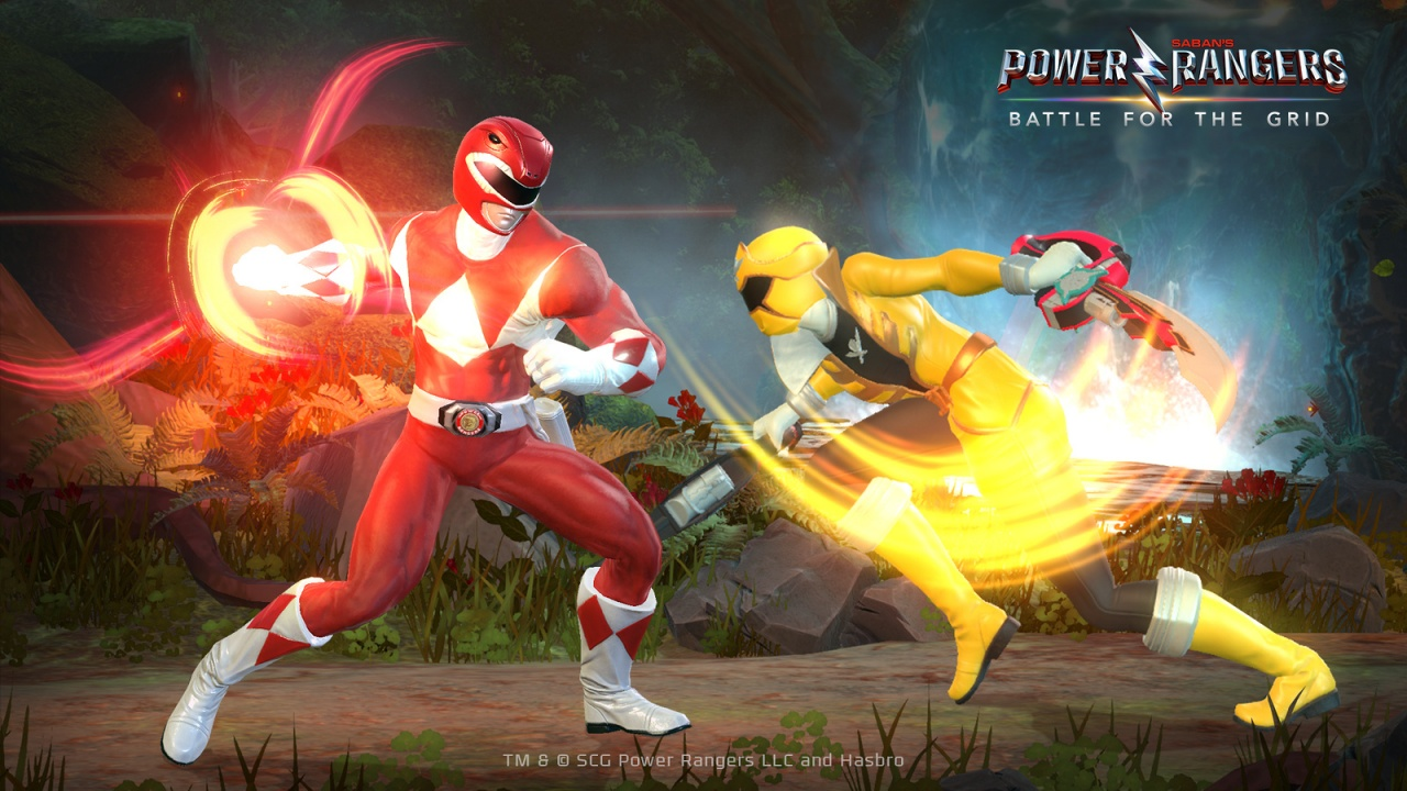 Power Rangers Battle For The Grid Free Download By Worldofpcgames.co