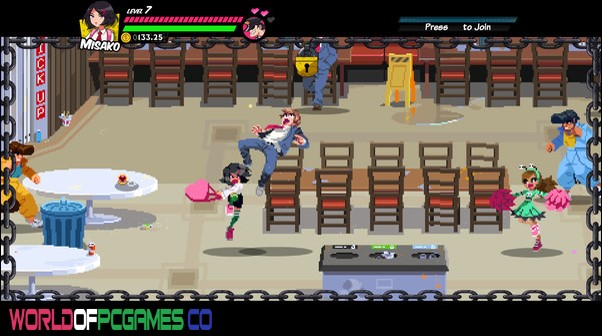 River City Girls Free Download By Worldofpcgames.co