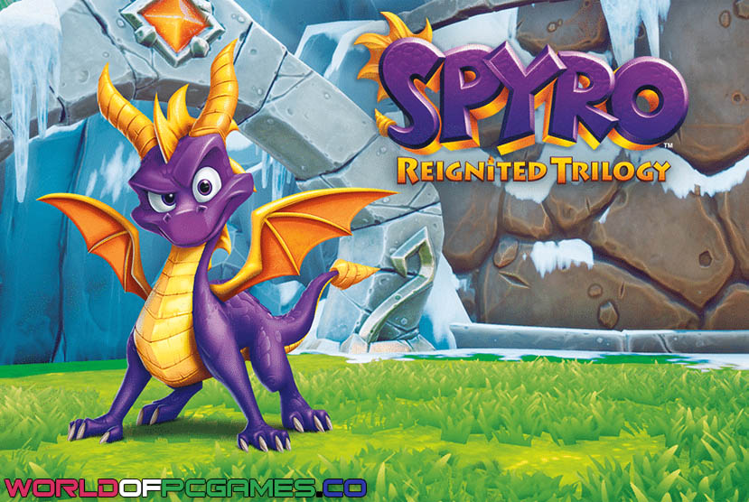 Spyro Reignited Trilogy Free Download By Worldofpcgames