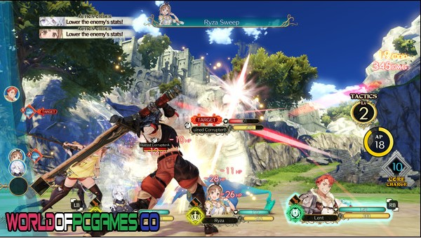 Atelier Ryza Ever Darkness And The Secret Hideout Free Download By Worldofpcgames.co