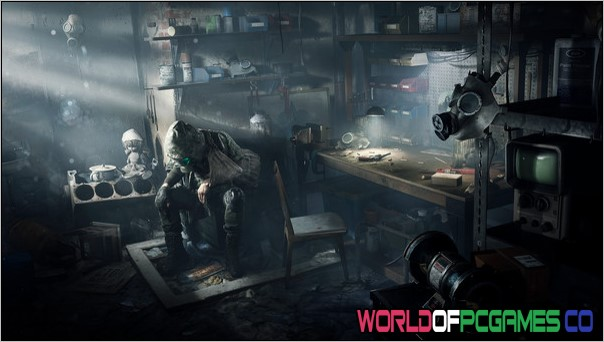 Chernobylite Free Download By Worldofpcgames.co