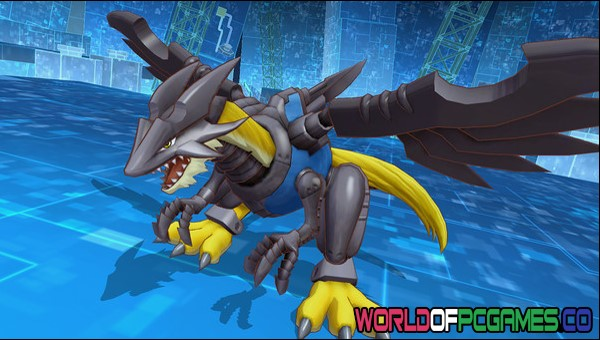 Digimon Story Cyber Sleuth Free Download By Worldofpcgames.co