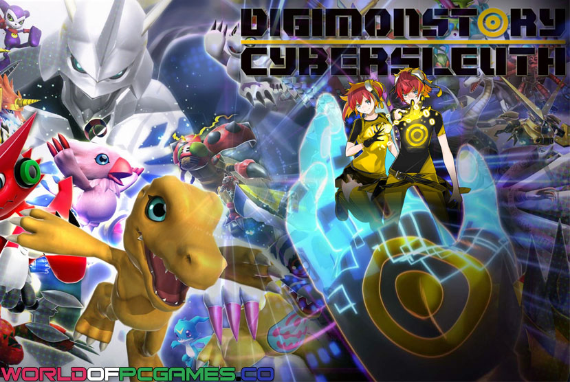 Digimon Story Cyber Sleuth Free Download By Worldofpcgames