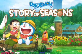 Doraemon Story of Seasons Free Download By Worldofpcgames
