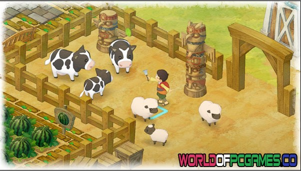 Doraemon Story of Seasons Free Download By Worldofpcgames.co