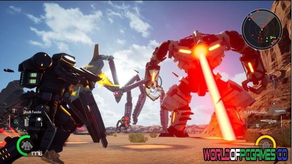 Earth Defense Force Iron Rain Free Download By Worldofpcgames.co