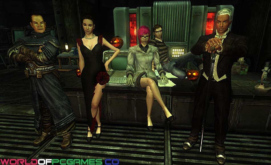 Halloween with Veronica Free Download By Worldofpcgames 1