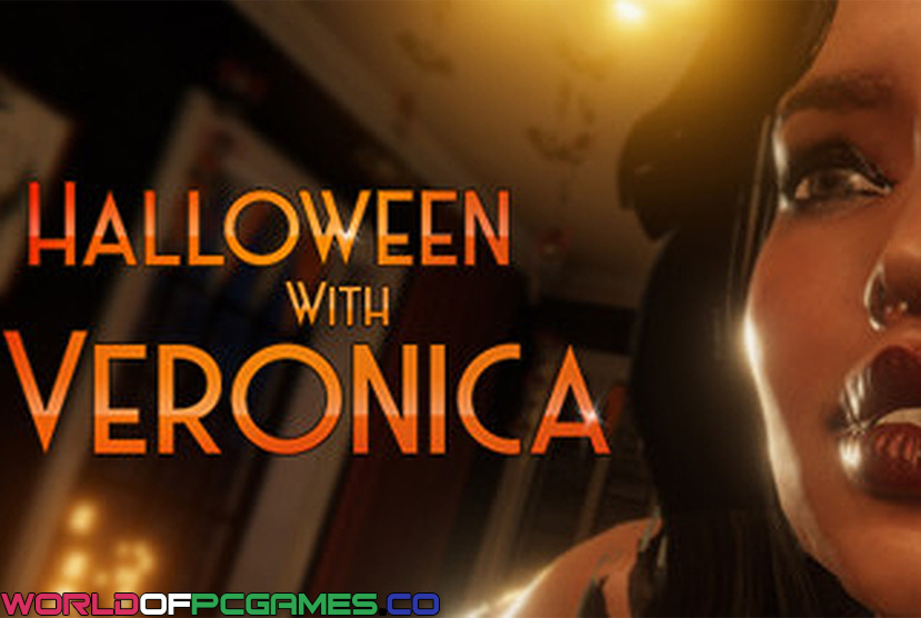 Halloween with Veronica Free Download By Worldofpcgames