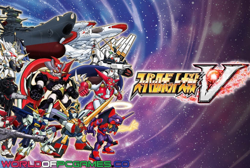 Super Robot Wars V Free Download By Worldofpcgames