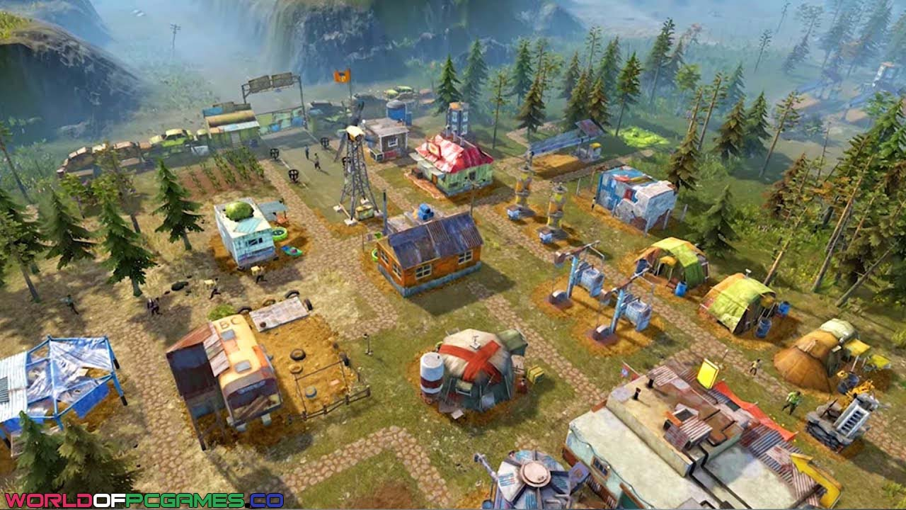 Surviving The Aftermath Free Download By Worldofpcgames1