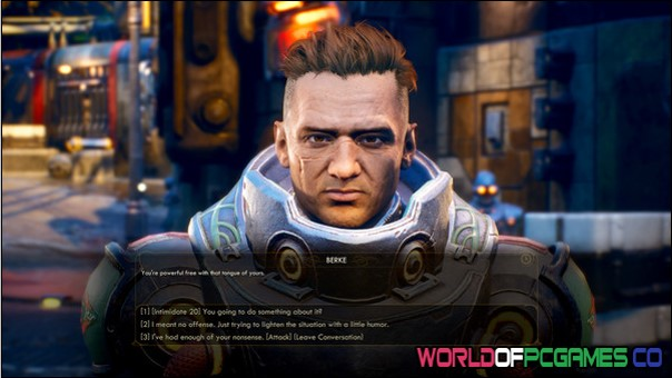 The Outer Worlds Free Download By Worldofpcgames.co