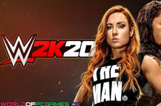WWE 2K20 Free Download By Worldofpcgames