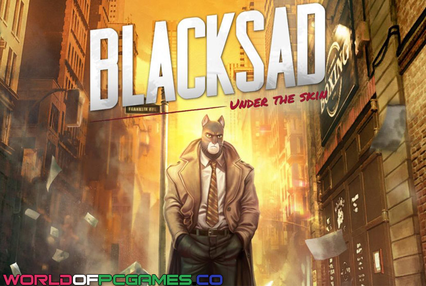 Blacksad Under The Skin descarga gratuita por Worldofpcgames