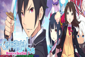 Conception Plus Maidens Of The Twelve Star Free Download By Worldofpcgames