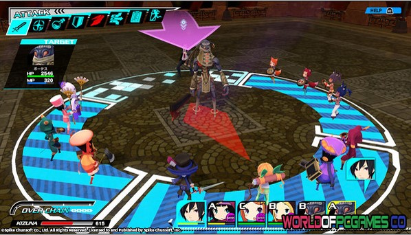 Conception Plus Maidens Of The Twelve Star Free Download By Worldofpcgames.co