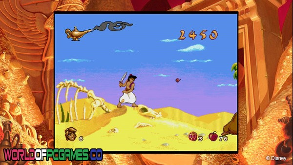Disney Classic Games Aladdin And The Lion King Free Download By Worldofpcgames.co
