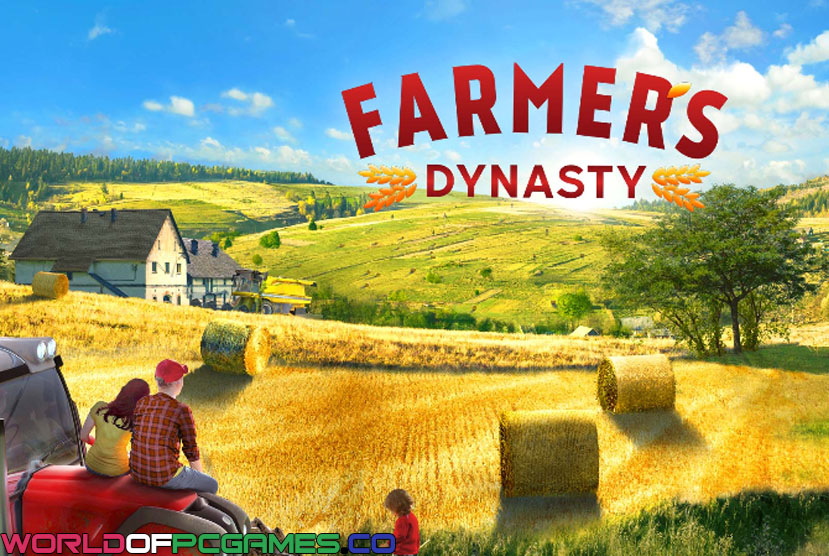 Farmer's Dynasty Descarga gratuita Por Worldofpcgames