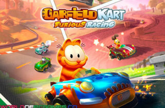 Garfield Kart Furious Racing Free Download By Worldofpcgames