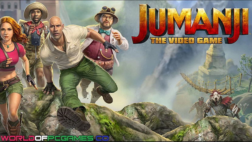 JUMANJI The Video Game Descarga gratuita por Worldofpcgames