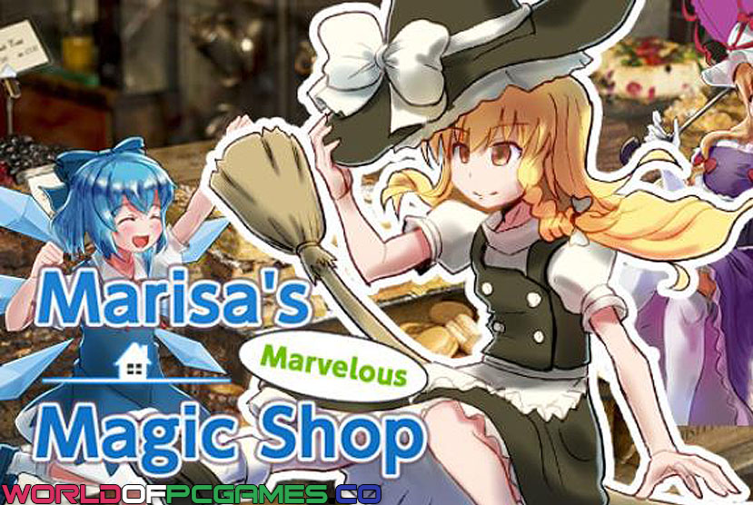 Marisa's Marvelous Magic Shop Free Download By Worldofpcgames