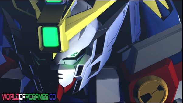 SD Gundam G Generation Cross Rays Free Download By Worldofpcgames.co