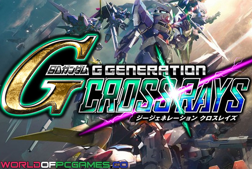 SD Gundam G Generation Cross Rays Free Download By Worldofpcgames