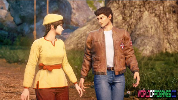 Shenmue III Free Download By Worldofpcgames.co