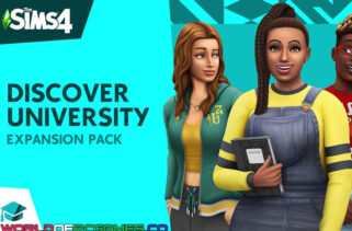 The Sims 4 Discover University Free Download By Worldofpcgames