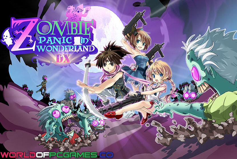 Descargar Zombie Panic In Wonderland DX gratis por Worldofpcgames