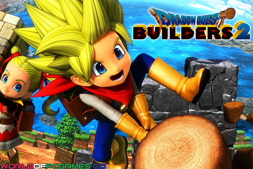 DRAGON QUEST BUILDERS 2 Free Download By Worldofpcgames