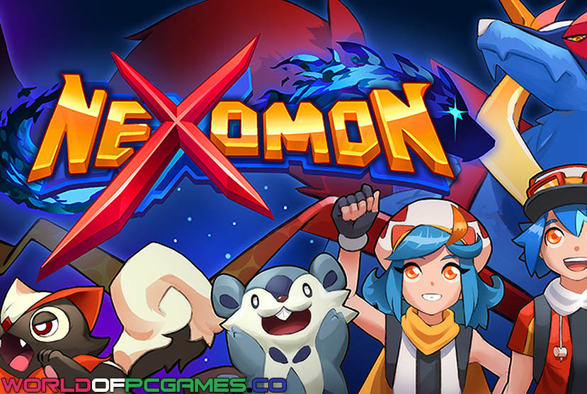 Nexomon Free Download By Worldofpcgames