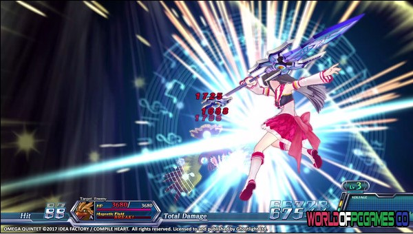 Omega Quintet Free Download By Worldofpcgames.co