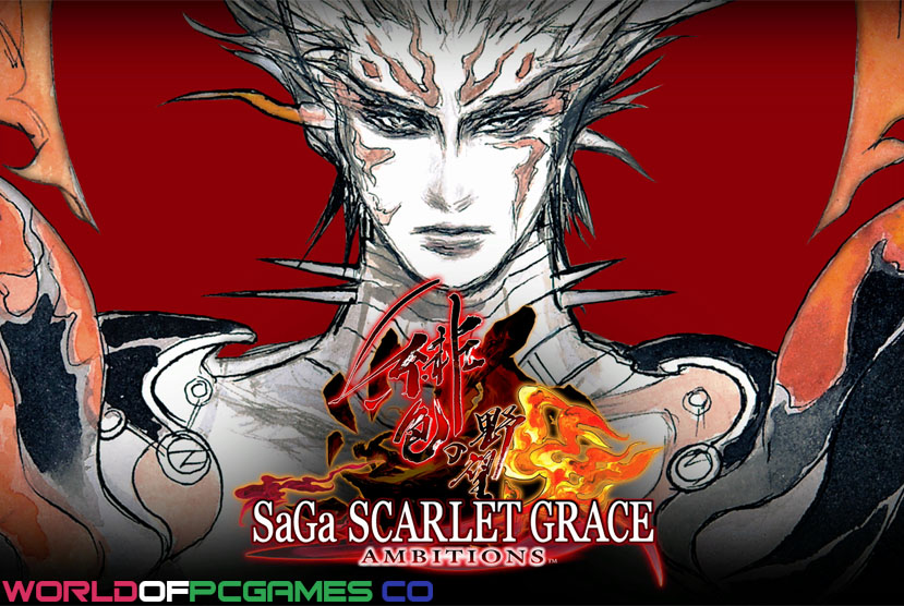 SaGa Scarlet Grace Ambitions Free Download By Worldofpcgames
