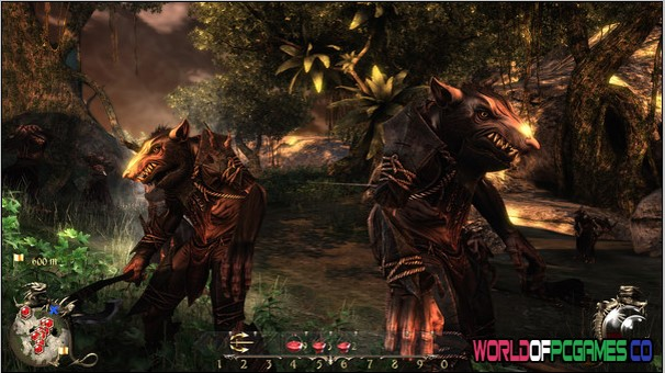 Descarga gratuita de Two Worlds II HD Shattered Embrace por Worldofpcgames.co