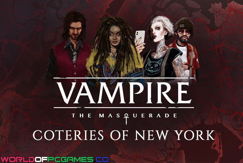 Vampire The Masquerade Coteries Of New York Free Download By Worldofpcgames