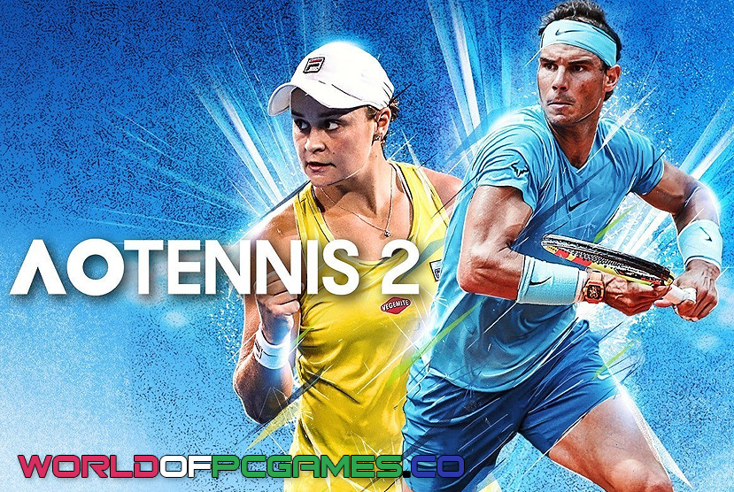 AO Tennis 2 Free Download PC Game By Worldofpcgames.co