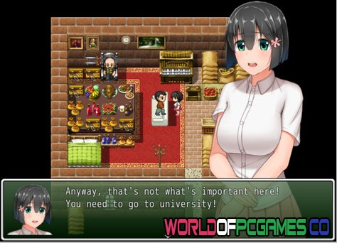 Country Girl Keiko Free Download PC Game By Worldofpcgames.co