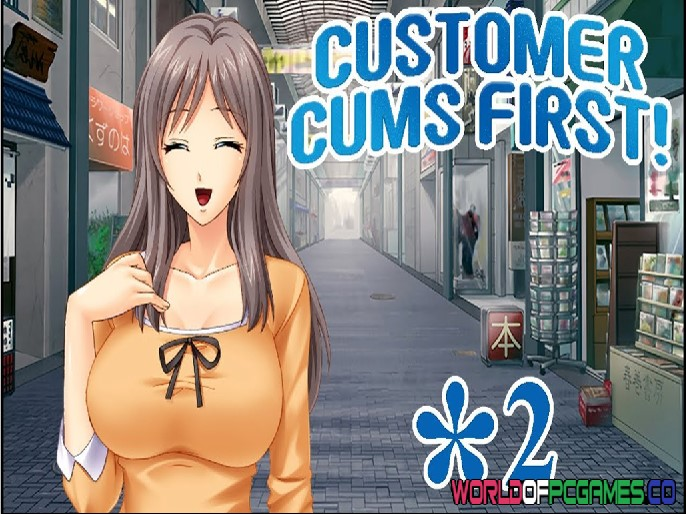 Customer Cums First Free Download PC Game By Worldofpcgames.co