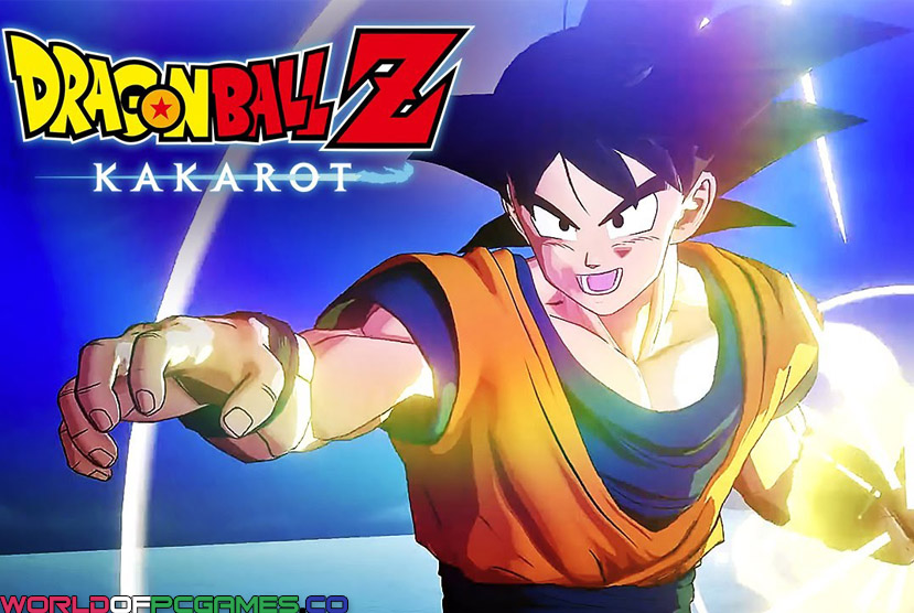 DRAGON BALL Z KAKAROT Free Download By Worldofpcgames