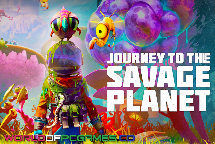 Journey To The Savage Planet Descarga gratuita de juegos de PC por Worldofpcgames.co