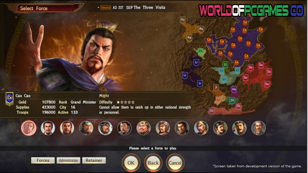 Romance OF THE THREE KINGDOMS XIV Free Download PC Game By Worldofpcgames.co