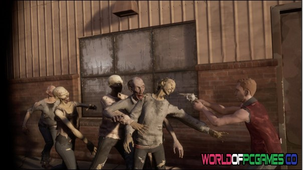 The Walking Dead Saints & Sinners Free Download PC Game By Worldofpcgames.co