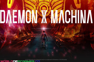 DAEMON X MACHINA Free Download By Worldofpcgames