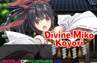 Divine Miko Koyori Free Download PC Game By Worldofpcgames.co