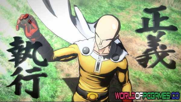 One Punch Man A Hero Nobody Knows Free Download PC Game By Worldofpcgames.co